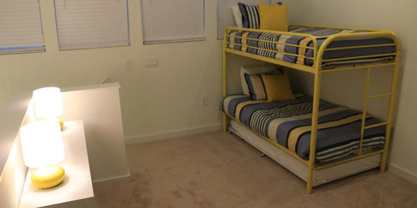 South Padre Island Condominum with Bunk Bed Room