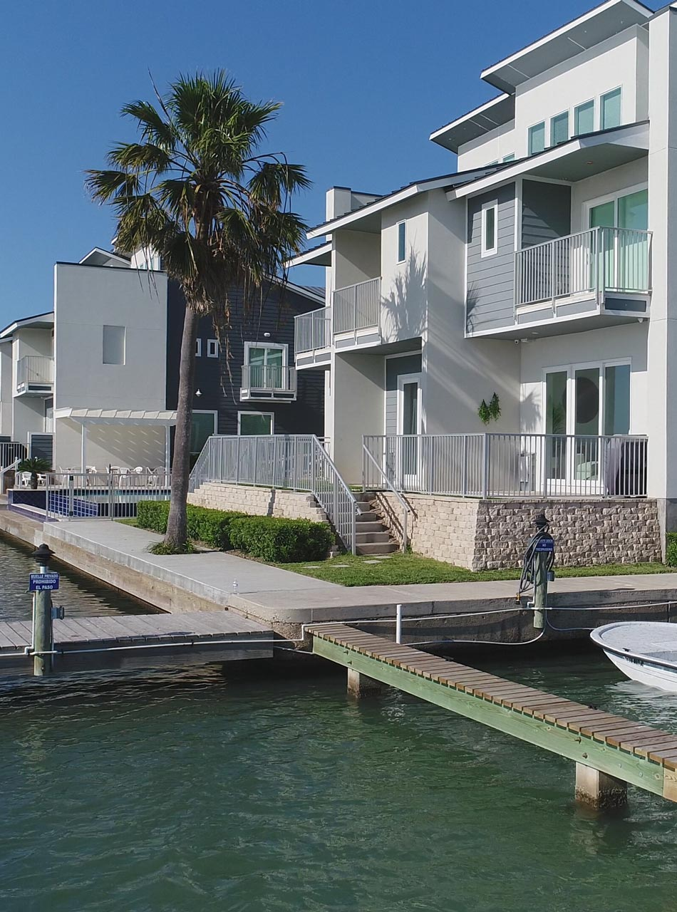 Las Velas Condos in South Padre Island