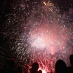 South Padre Island Condos - 4th of July Fireworkds