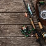 South Padre Island Condos - Fishing Equipment on the Dock of the Bay