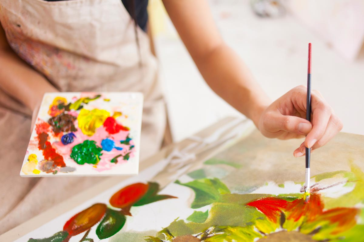 Open Paint Classes in South Padre Island | Las Velas Village Condominiums in South Padre Island