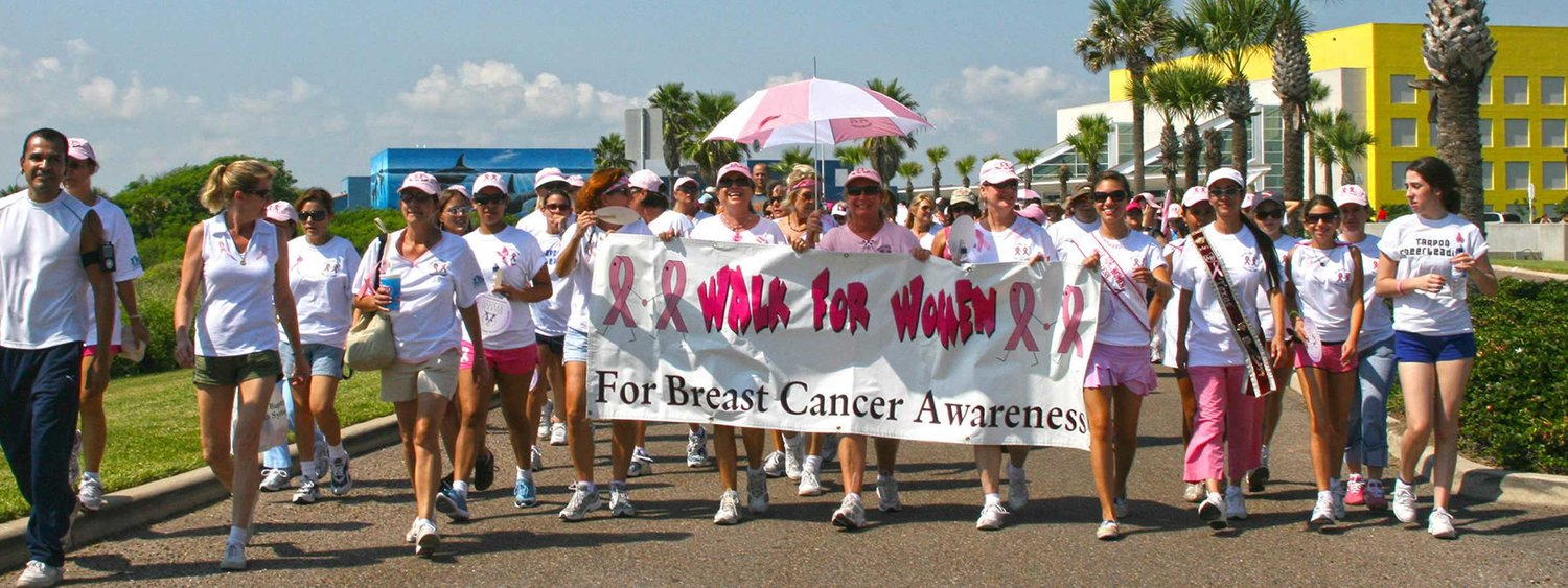 Walk For Women | South Padre Island